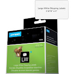 Dymo LabelWriter Shipping Labels, 2 5/16 x 4, White, 300 Labels/Roll