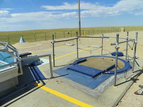 Minuteman Missile National Historic Site, missile silo South Dakota