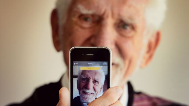 The father of the cellphone, Martin Cooper says cellphones are still very primitive because we are slaves to them, rather than them being slaves to us.