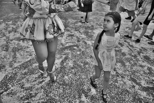 Carnaval del Roto Chileno. by Alejandro Bonilla