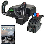 Saitek Yoke w/X-Plane 11 DVD Bundle