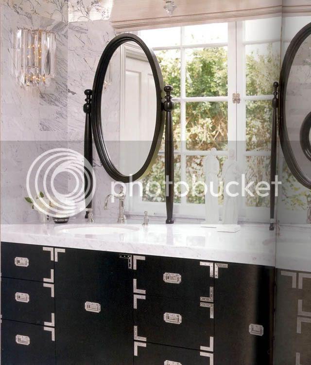 black and white bathroom small bathroom vanity vanities