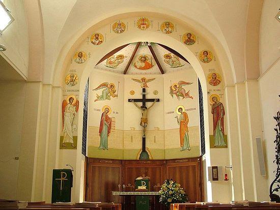 Ioan Popa, SS Redentore Church (Manfredonia, Italy)