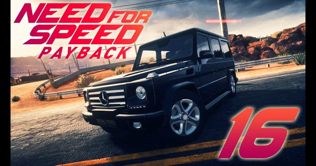 Non Exempt Asset Need For Speed Payback Let S Play En Espanol