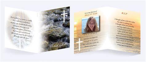 traditional memorial cards   design 2   Printfix