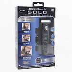 MicroTouch 6007492 Solo Black Personal Trimmer
