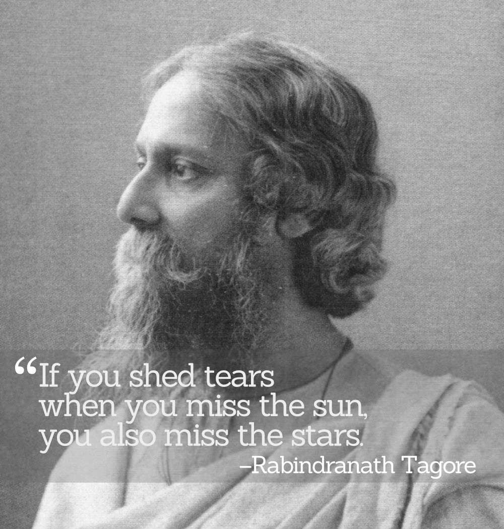 Inspirational Quotations By Rabindranath Tagore 683