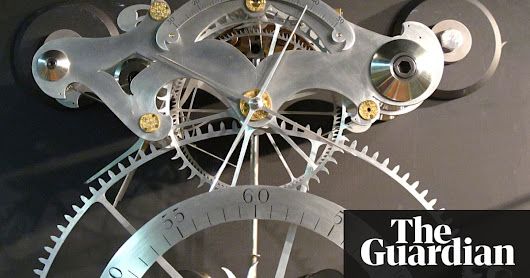 Clockmaker John Harrison vindicated 250 years after 'absurd' claims | Science | The Guardian