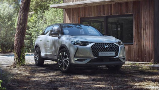 DS 3 Crossback revealed with EV version | Next Green Car