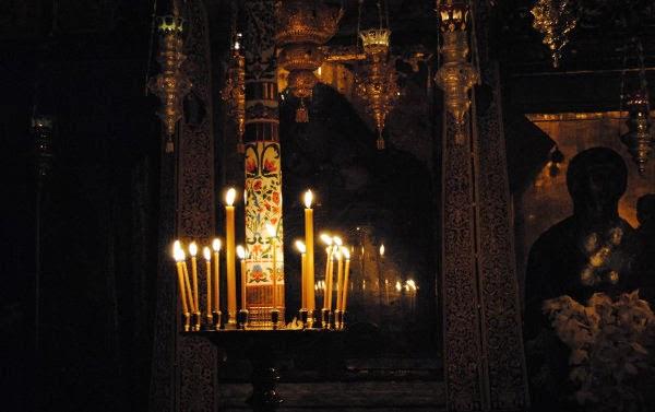 Η σημασία των συμβολισμών στην Θεία Λειτουργία