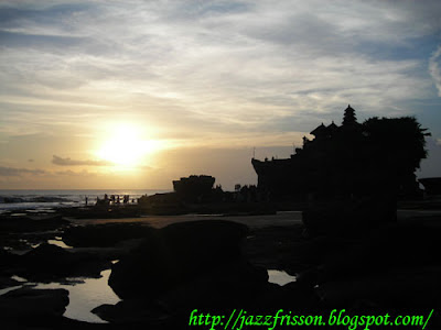 Tanah Lot Bali Temples