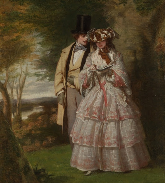 Victorian Valentine's Day Verses for Rejecting Undesirable Suitors