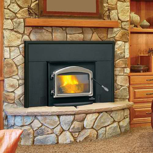 Heat Your Living Space In Style with Napoleon Wood Burning Inserts