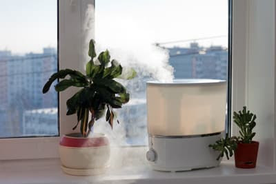 Humidifiers Aid in Improving Indoor Air Quality & Achieving a Balance - Horeco - All Points Heating