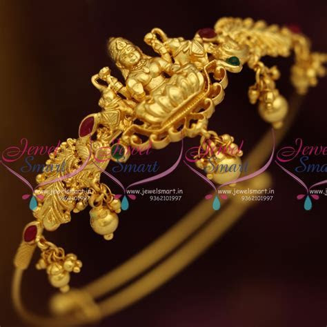 AR8204 Gajalakshmi Temple South Traditional Jewellery