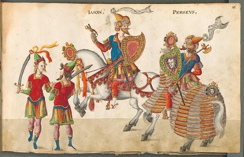 Beschreibung der historischen und allegorischen Personen 1596 (1600) e