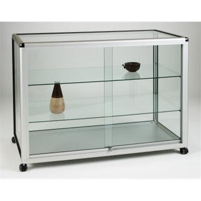 UB.002 Counter Full Display Showcase > Aluminium & Glass Counters ...