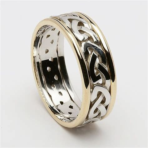 25  best ideas about Celtic Wedding Bands on Pinterest