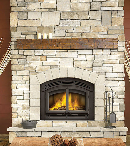The Differences - Wood Stoves - Wood Fireplaces