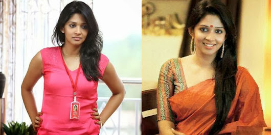 Nyla Usha Is An Indian Film Actress, Model, Anchor, And