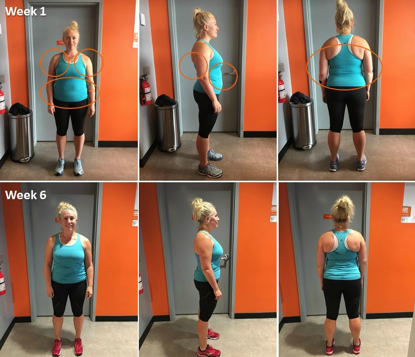 body fat percentage weight loss challenge