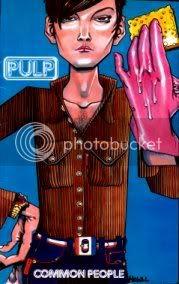 Pulp by Jamie Hewlett