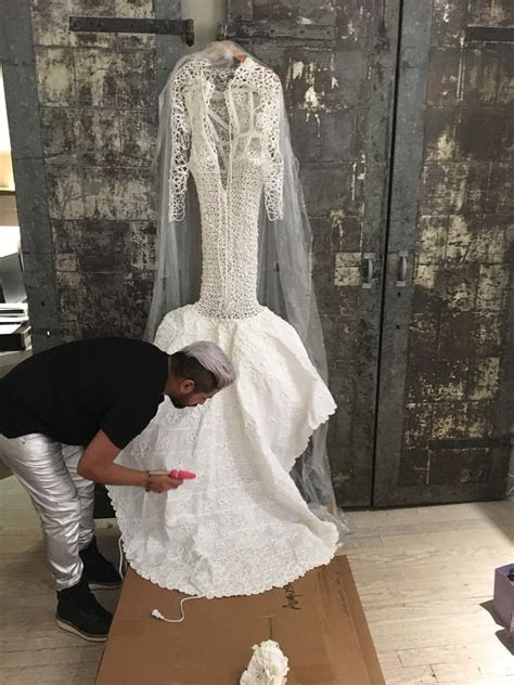 The 2017 Toilet Paper Wedding Dress Contest