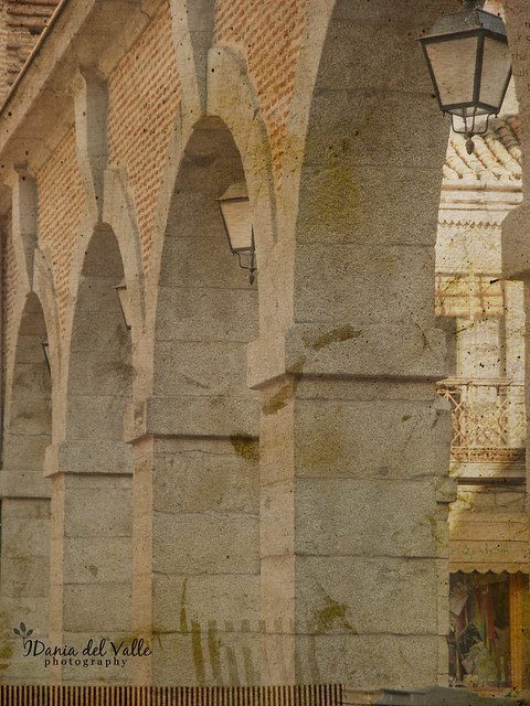 Arcos de la Plaza Mayor