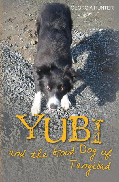 Yubi and the Good Dog of Tangibad