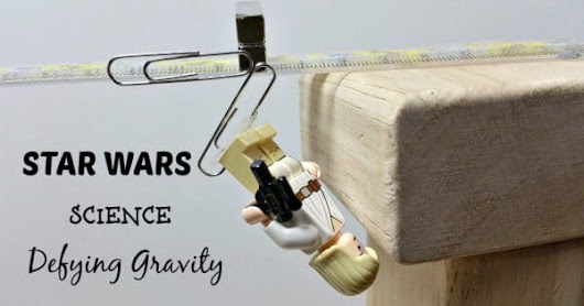 Star Wars Science: Defying Gravity - Kid Minds