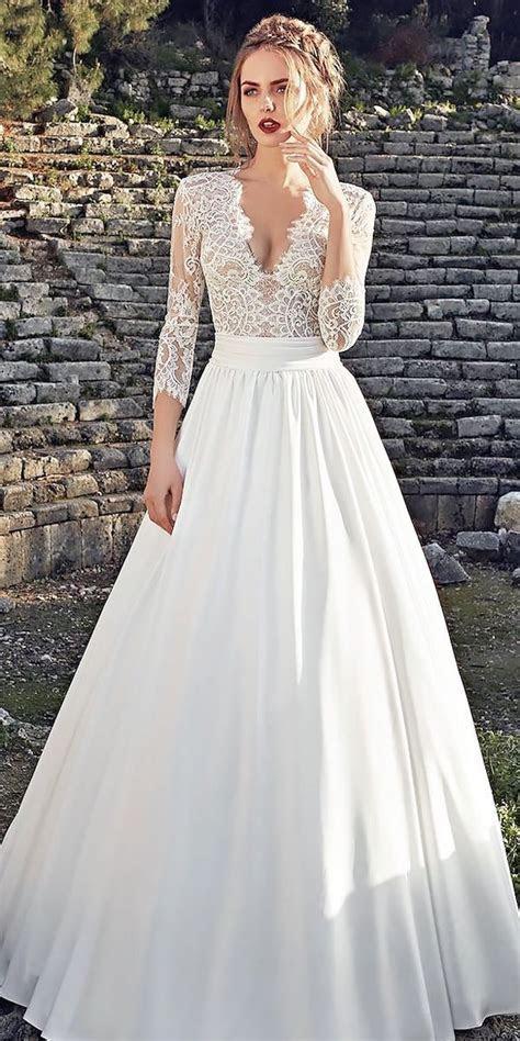 Best 25  Sleeve wedding dresses ideas on Pinterest