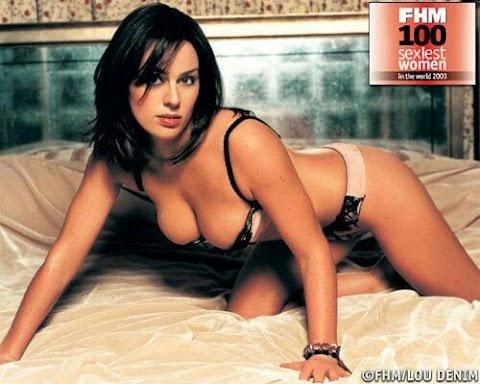 Jill Halfpenny Nude Pics (@Tumblr) | Top 12 Hottest