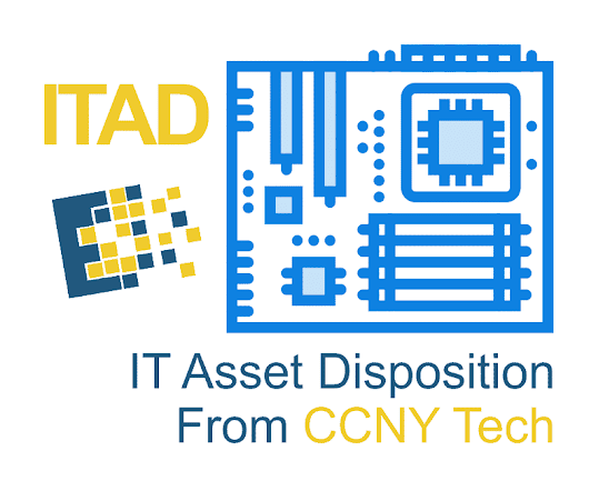 Protecting Your Sensitive Data With ITAD (IT Asset Disposition) | CCNYTech