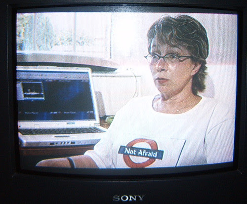 Tami on BBC London TV
