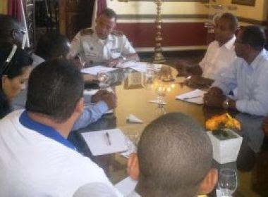 Polícia Militar debate escalas, organização de trabalho e reajuste salarial