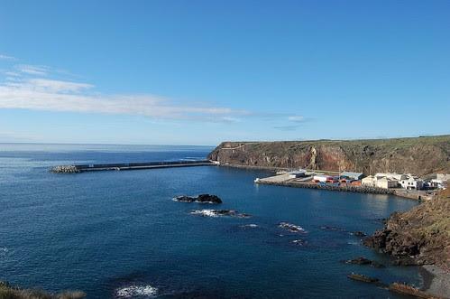 Baía de Vila do Porto