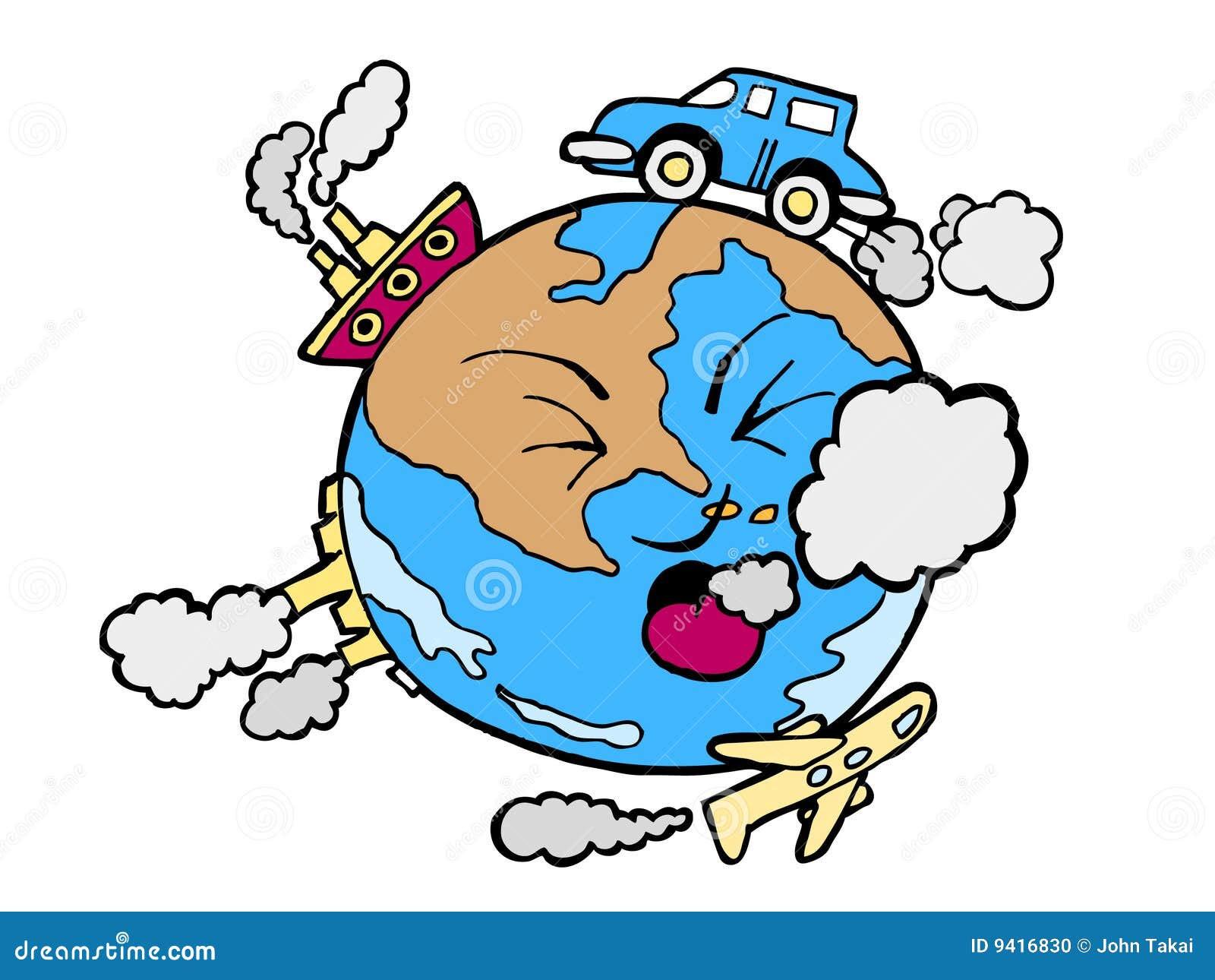 Contaminación Ambiental Efectos De La Contaminación Ambiental