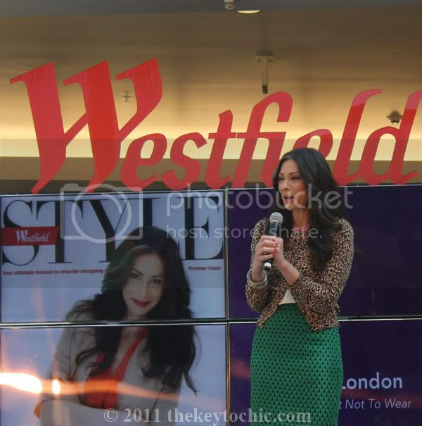 Westfield Style Tour, Stacy London