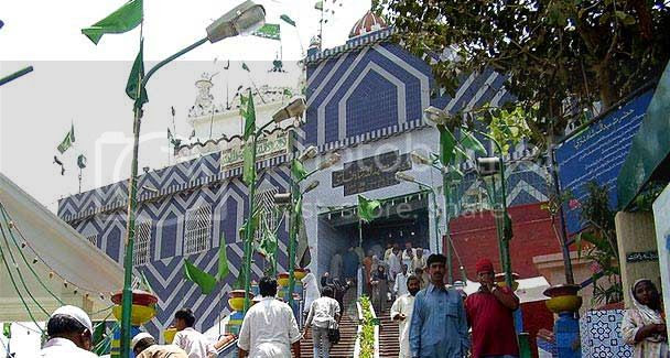 gazi shrine pakistan