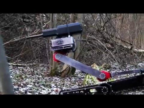 Минирекс РС1А3 — легкий тактический робот
