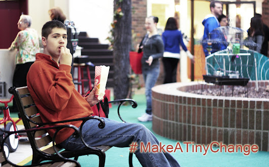 25 Ways you can #MakeATinyChange for Disability Acceptance
