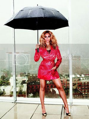 Pregnant Beyonce on Harper's Bazaar November 2011