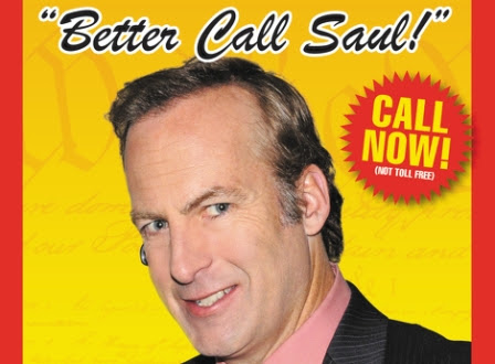 Better Call Saul World According to Saul Goodman giveaway