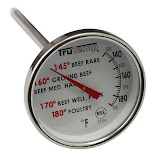 Taylor Stainless Steel Stem Meat Thermometer
