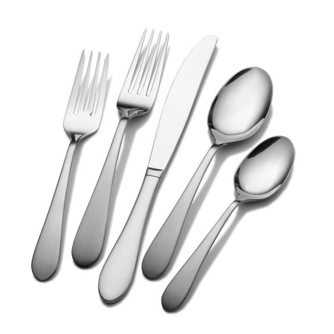Salisbury 20-Piece Flatware Set at HSN.