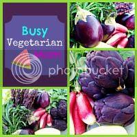 Busy Vegetarian Mom