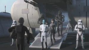 Star Wars Rebels Season 4 : Flight of the Defender