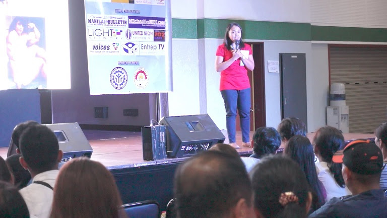 Voice Care Queen Ada Cuaresma talks about voice and passion