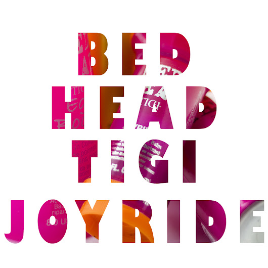 Tigi Joyride - Bitesized Beauty Review