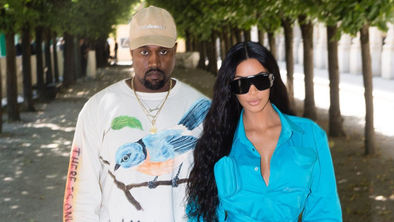 Kanye West Shares Sexy Beach Snap of Wife Kim Kardashian -- With Her Full Backside on Display!